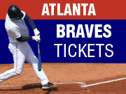 Atlanta Braves Tickets in Tampa FL