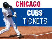 Chicago Cubs Tickets in Mesa AZ