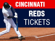 Cincinnati Reds Tickets in Cincinnati OH
