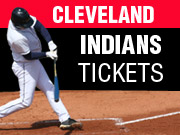 Cleveland Indians Tickets in Cleveland OH