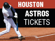 Houston Astros Tickets in Houston TX