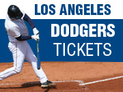 Los Angeles Dodgers Tickets in Los Angeles CA