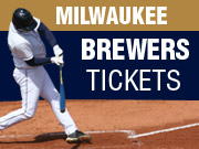 Milwaukee Brewers Tickets in Arlington TX