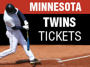Minnesota Twins Tickets in Minneapolis MN