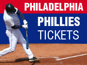 Philadelphia Phillies Tickets in Philadelphia PA