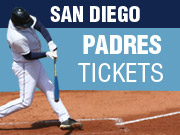 San Diego Padres Tickets in Baltimore MD