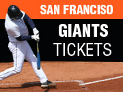 San Francisco Giants Tickets in Los Angeles CA