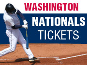 Washington Nationals Tickets in Flushing NY